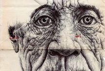 design, illustration and art / by Jenna-lea Kelland