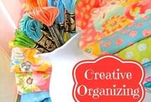 Craft Room & Organization / Craft rooms, craft nooks, craft supply storage and so much more!  I heart pretty stuff! / by Everything Etsy