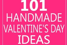 DIY Valentine's Day Ideas / Tons of DIY Valentine's Day ideas with tutorials, printables, and cute crafts! / by Everything Etsy