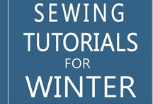 Winter Projects / by Everything Etsy