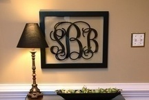 Home Ideas / by Gina Marie