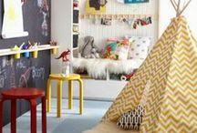 Kids room / by Karin Lindström