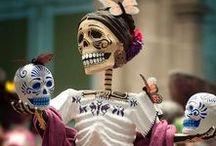 Mexican Skull / by Carla Del Ray