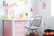 KIDS ROOMS / There is so much fun to be had kitting out your childrens rooms!