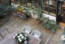 Outdoor living/garden / by Karin Lindström