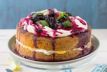 Cakes galore / Cake. You know you want to have a slice! Go on, you deserve it! #cake