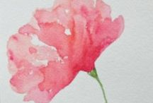 Art - Water Colors & Other Art Ideas / by Carol David