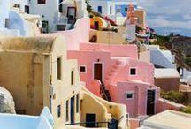 Greece / by Carla Del Ray