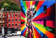 New York / by Carla Del Ray