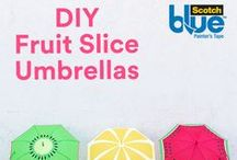 DIY | Easy to Make Projects / Our collection of beginner DIY projects to keep it simple and easy to follow. We hope to get you started on your craft journey!