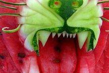 Lo spelucchino / intaglio verdure
