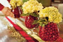 Deck The Halls / Ideas and inspiration for The Most Wonderful Time of The Year! / by Wendy Williby