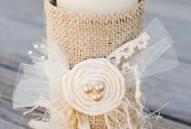 Crafts - Burlap Inspirations / by Carol David