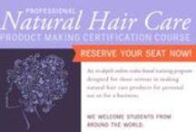 Body, Hair & Skin Care Online Classes & eBooks