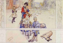Illustrations: Carl Larsson