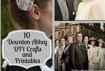 Downton Abbey Crafts & Printables / Downton Abbey crafts, printables and cool stuff!  #DIY #Downton #Crafts #printables / by Everything Etsy
