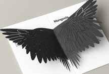 Fab finishes, cuts, and effects / Unusual finishes, foil stamping, die cuts and other print effects / by Love Design Life