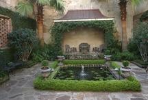 Gardens, Courtyards and Verandas