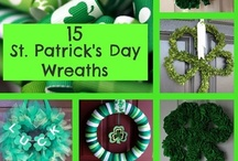 St. Patrick's Day Crafts & Printables / by Everything Etsy