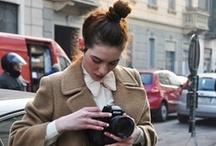 Women's street style ♥ / by Sara