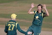 First ODI: 2013 Women's Ashes / First ODI: 2013 Women's Ashes