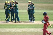 Second ODI: 2013 Women's Ashes / Second ODI: 2013 Women's Ashes