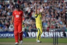 Second ODI: 2013 Ashes tour of England / Second ODI: 2013 Ashes tour of England