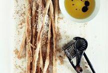 Delectable dough / Pizza, flatbread, bread sticks, bruschetta......... Slurp! / by Jacqueline Meldrum