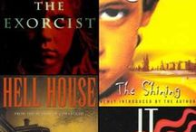 Horror Novels / Check out some of the scariest, spookiest, most terrifying horror novels you can get your hands on!  / by James Blackstone Memorial Library