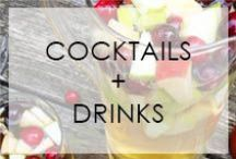 Cocktails and Drinks / Every great party starts with a fabulous cocktail! / by Not Just A Mommy