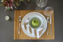 Decorative Dining Rooms / Painting ideas and DIY projects to decorate your dining room