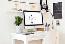 Outstanding Offices / Painting ideas and DIY projects to enhance your office in order to produce outstanding work