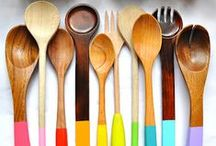 Kitchen / Painting ideas and DIY projects to help your kitchen stand out yet remain functional