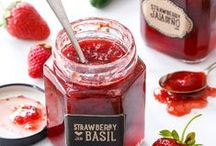 Heavenly Preserves - Jams, Jellies, Pickles and Chutneys / Preserving the flavour of the season, then sweeten or spice up a dish with them all year round. Let's get preserving!