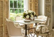 Summer to Fall Decor Style