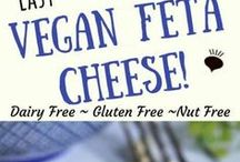 Vegan food how-to recipes & ideas / When you turn vegan or are incorporating more vegan food or dairy-free food into your diet you want to know all about vegan substitutes, ideas and recipes. How to make vegan butter, vegan cheese, vegan dressings, vegan sauces etc