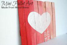 Valentines / Valentine crafts and treats