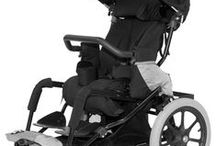 DYNO! / Not a wheelchair, not a buggy, but, a therapeutic mobility chair with dynamic seating!