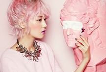 Life in pink / by Anat Ran