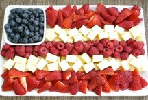 4th of July / 4th of July crafts and snacks