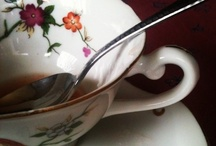 Afternoon Tea / PLEASE RESPECT THE COPYRIGHTS OF THE PHOTOGRAPHERS'/ARTISTS' WORK SHOWN BELOW. / by Florence Gray