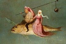 Hieronymus de Bosch / by Florence Gray