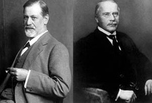 Freud and Jung / by Florence Gray