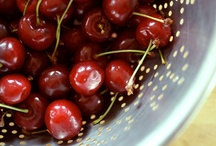 Cherries / A favorite design motif. / by Florence Gray