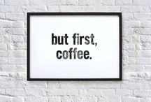 Coffee / by Gaby Arratia