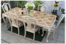 Shabby Chic - Bespoke Hand Painted Furniture / A small collection of the furniture renovated by Derbyshire Country Chic. Hand painted to customer specific requirements.