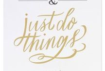 things to do / make