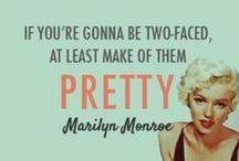 Marilyn / by Gaby Arratia