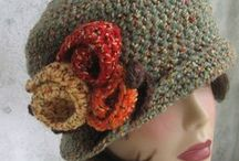 Hats & Mittens Crochet / by Pam Evans