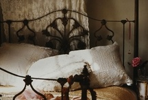places to sleep..